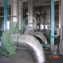 Air pipe line